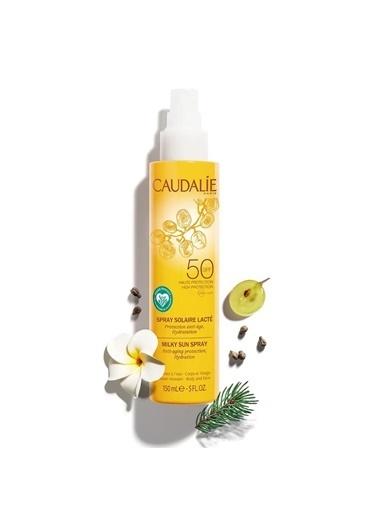 Caudalie Caudalie Milky Sun Spray SPF50 150ml Renksiz